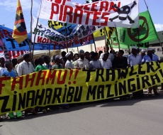 Anti Trawling Campaign in Malindi