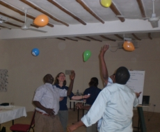 Balloon activity reinforces learning
