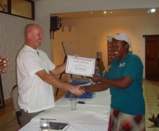 The members graduate from a WMA IT course