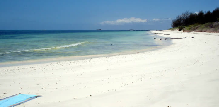 Watamu is a beach holiday resort in Kenya.